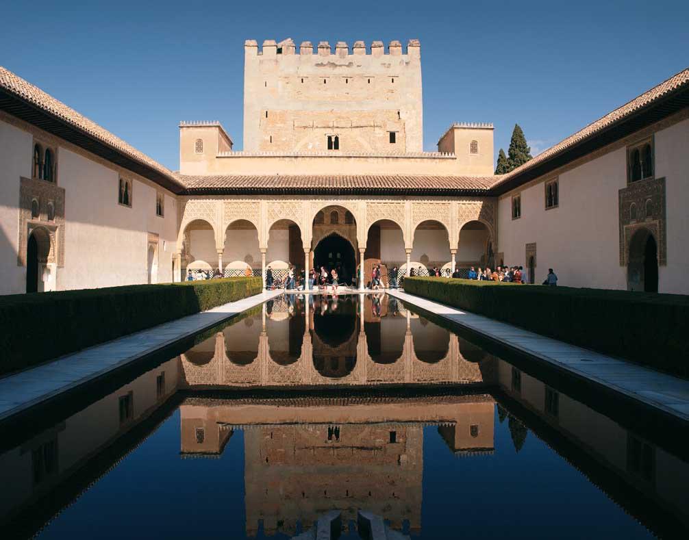 Alhambra de granada maravillas de espa a por sole for La casa de granada en madrid
