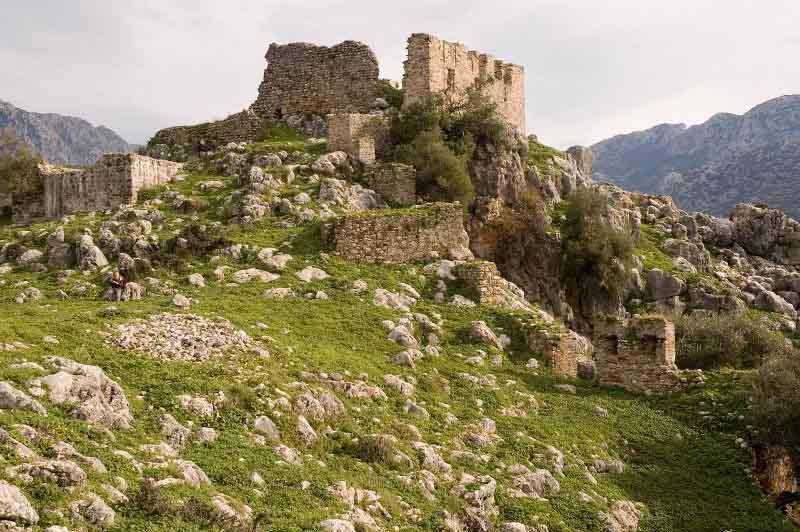 Benaocaz-castillo-Tavizna