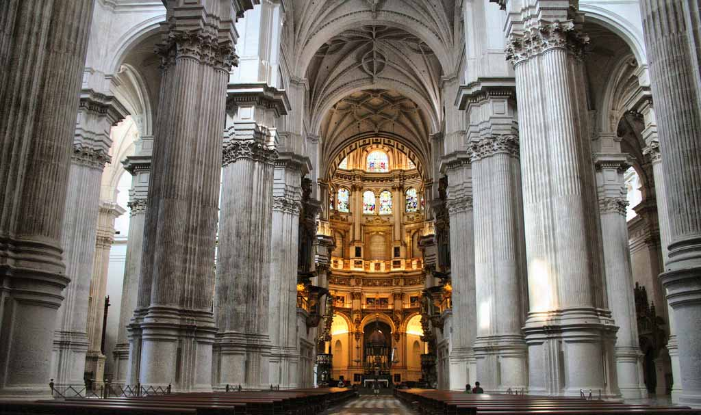 catedral-de-granada-interior