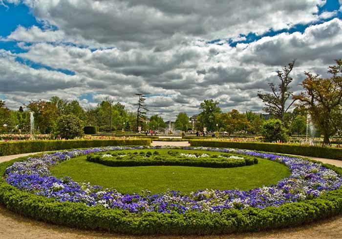 Palacio real de aranjuez maravillas de espa a por sole for Restaurante jardin del principe en aranjuez
