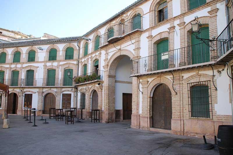 plaza-ochavada-de-archidona-fachada