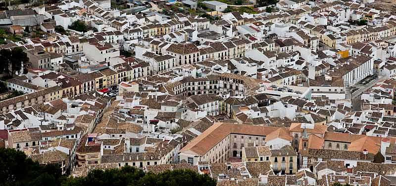 plaza-ochavada-de-archidona-vista-aerea