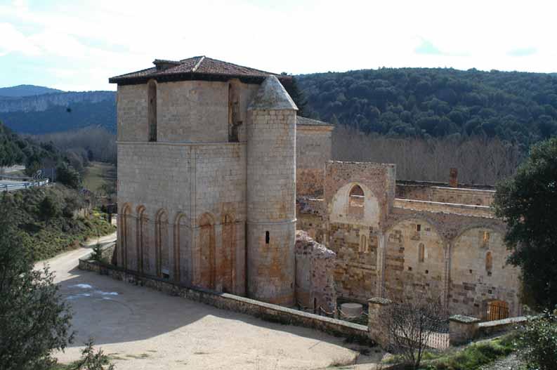 monasterio-san-pedro-de-arlanza