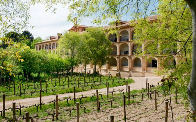 Monasterio-de-Piedra-vino