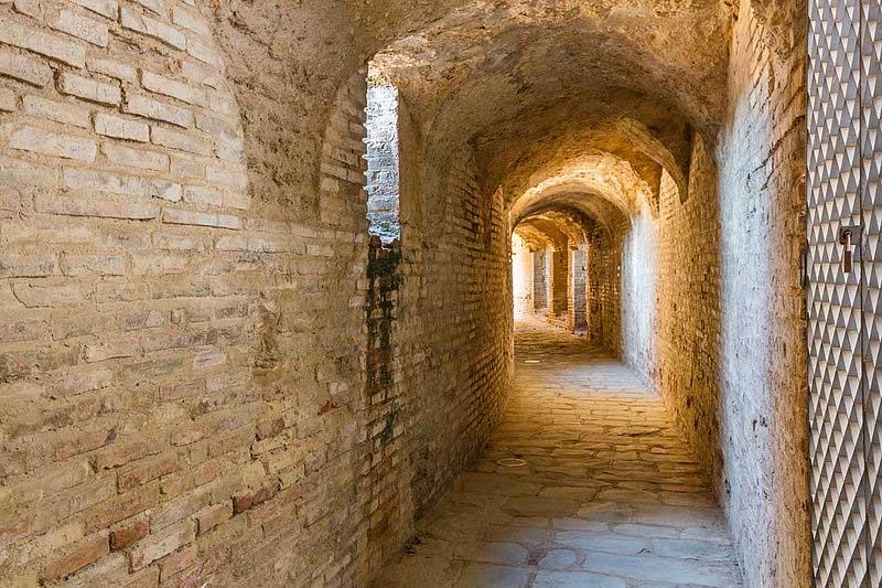 ruinas-de-italica-pasadizos-2