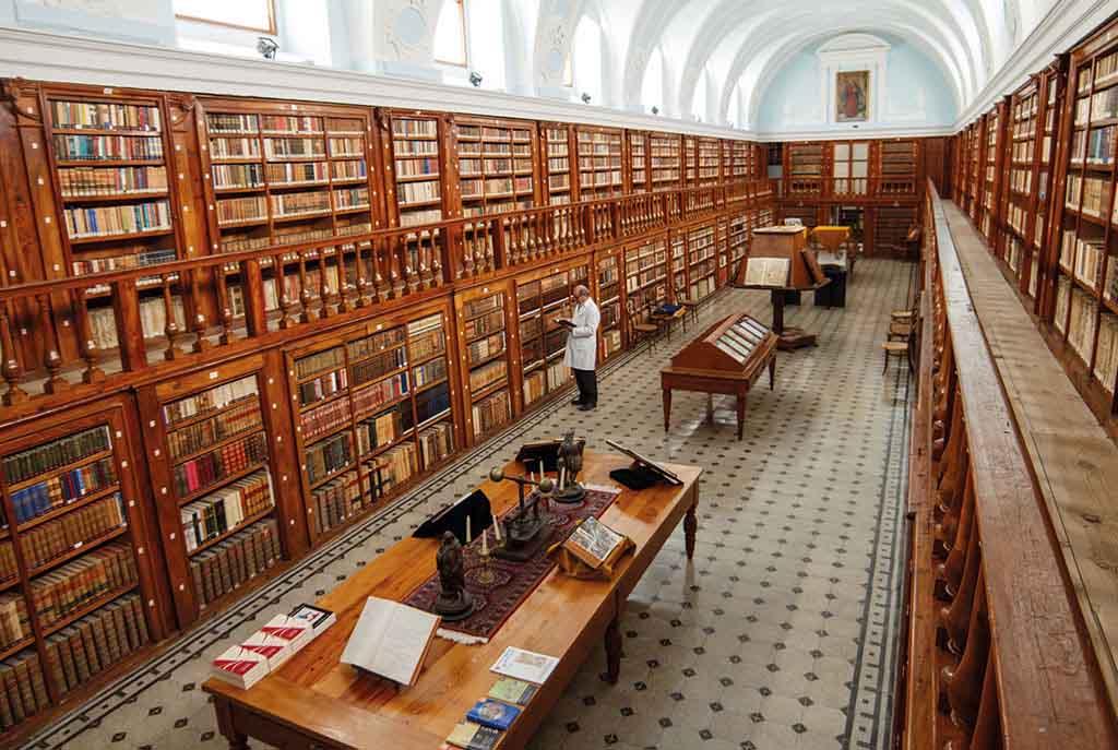 monasterio-de-la-vid-biblioteca