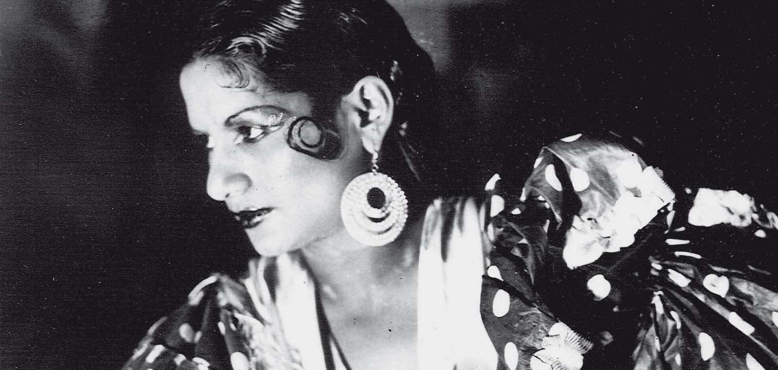 flamenco-gitana