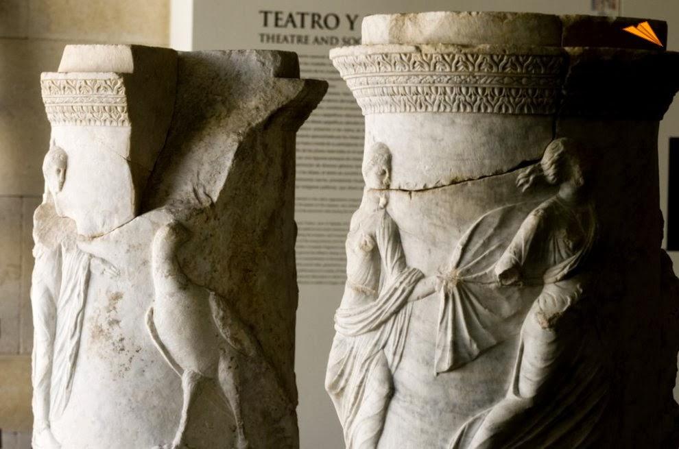 teatro-romano-de-cartagena-Tríada-capitolina
