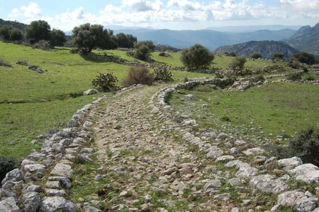 sierra-de-grazalema-calzada-romana