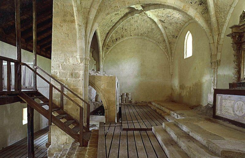 ermita-de-san-pantaleon-de-losa-interior