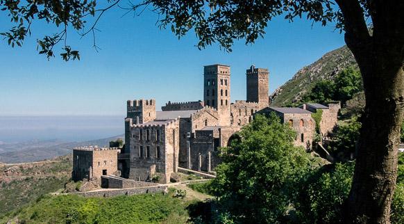 cabo-de-creus-Monasterio-Saint-Pere
