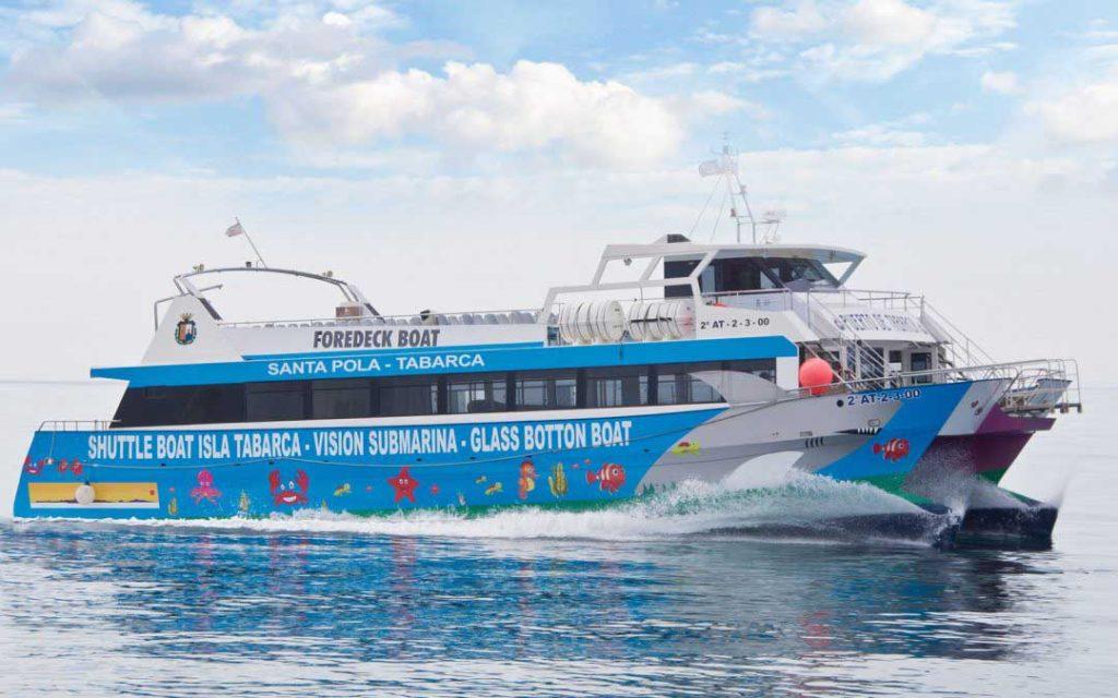 tabarca-catamaran