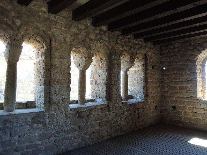 castillo-de-Loarre-torre-de-la-reina-2